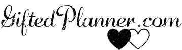 Welcome to GiftedPlanner.com